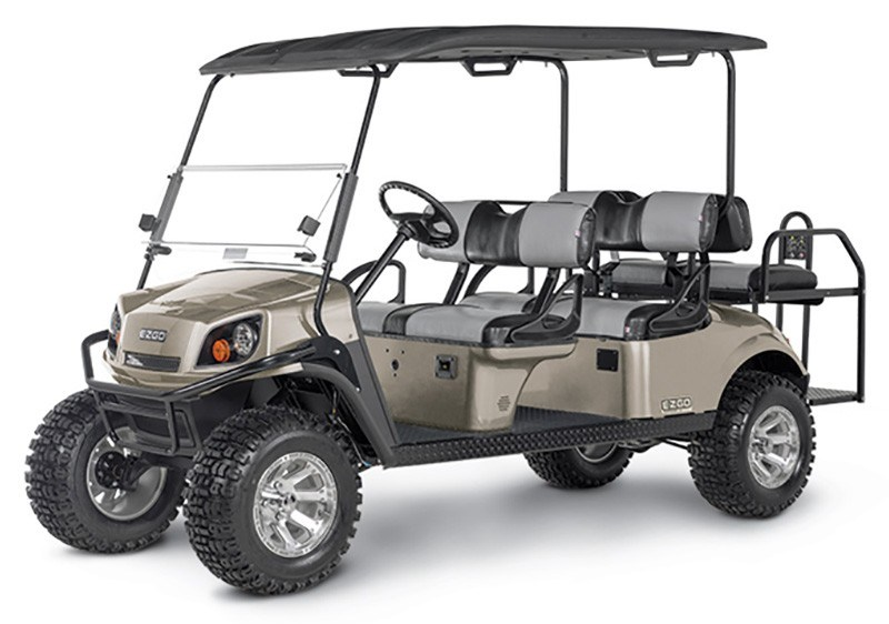 2019 E-Z-Go 72V Express L6 Electric in Forest, Virginia