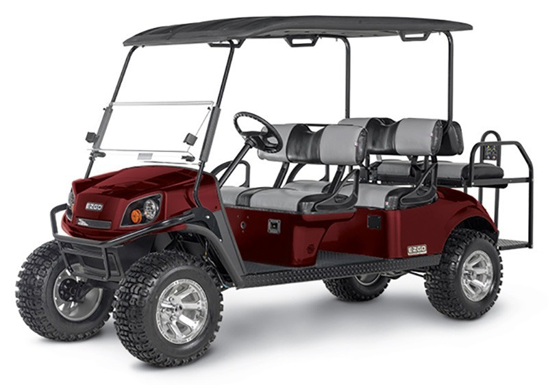 2019 E-Z-Go 72V Express L6 Electric in Rothschild, Wisconsin