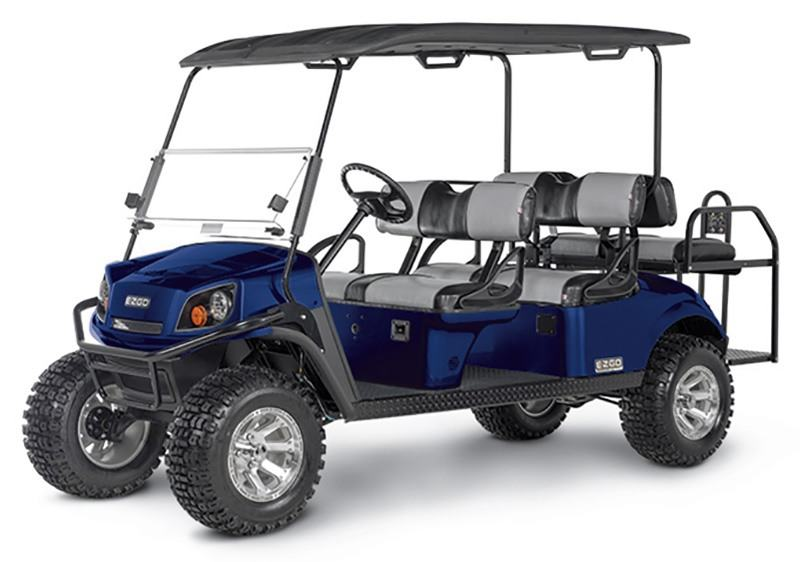 2019 E-Z-Go Express L6 Electric in Perry, Florida