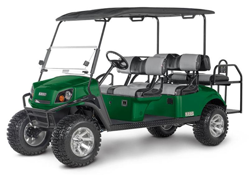 2019 E-Z-Go 72V Express L6 Electric in Cable, Wisconsin