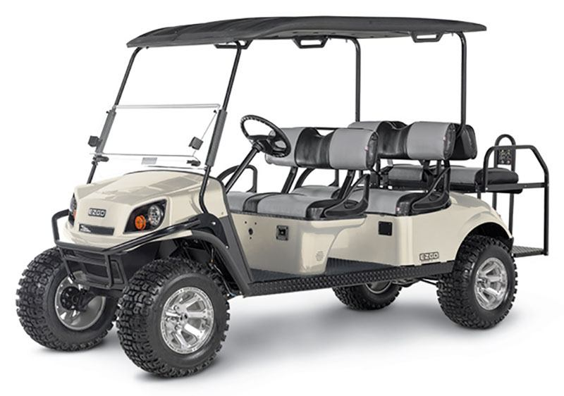 2019 E-Z-Go 72V Express L6 Electric in Marshall, Texas