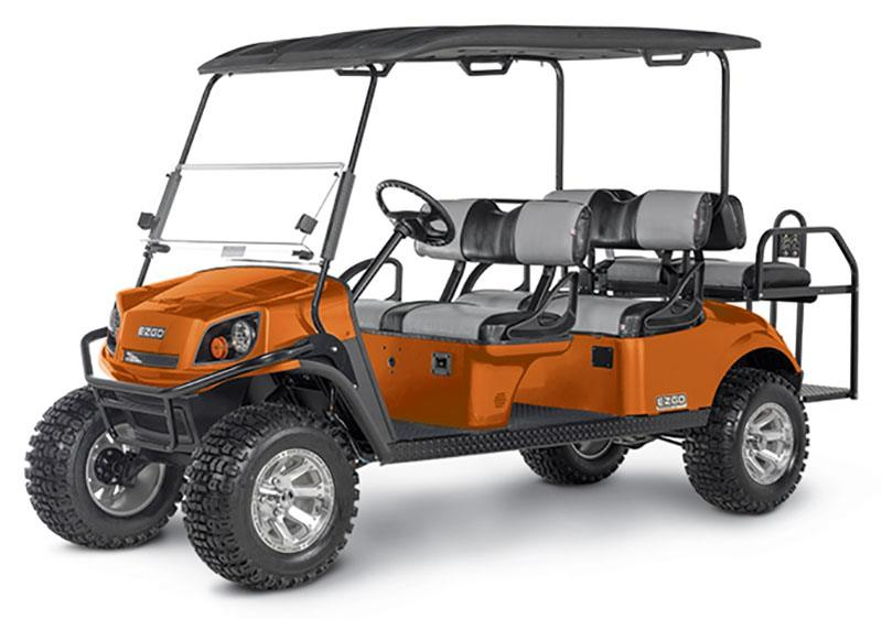 2019 E-Z-Go 72V Express L6 Electric in Perry, Florida