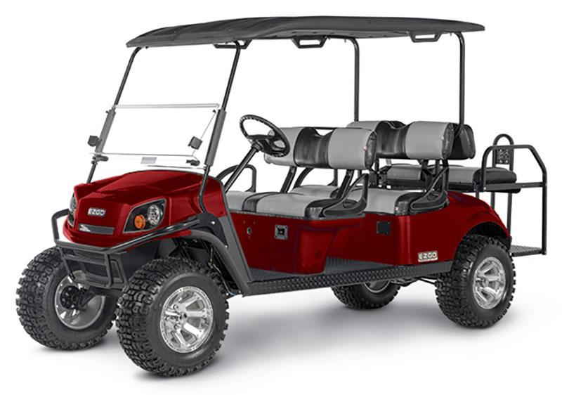 New 2019 E Z Go Express L6 Gas Golf Carts In Lakeland Fl
