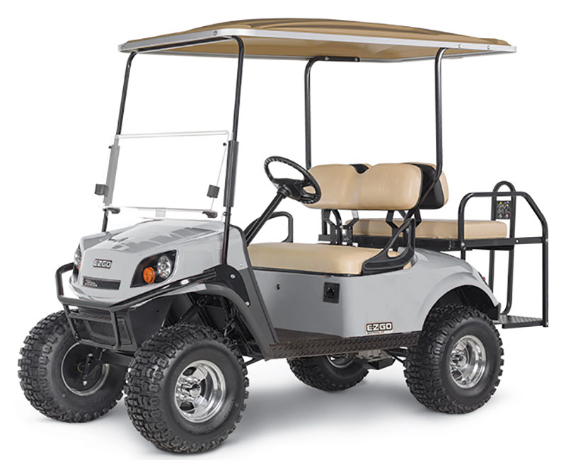 2019 E-Z-Go Express S4 Electric in Cable, Wisconsin