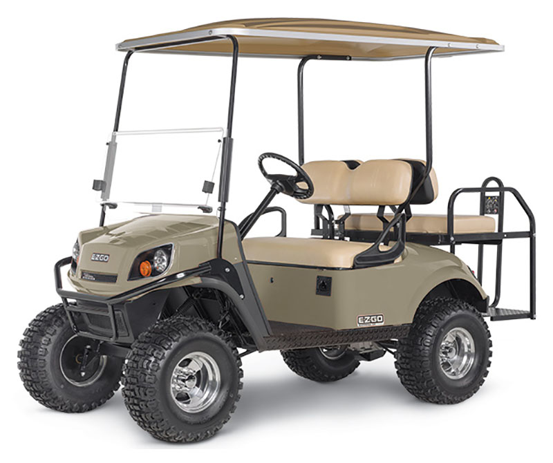 2019 E-Z-Go Express S4 Electric High Output in Ada, Oklahoma