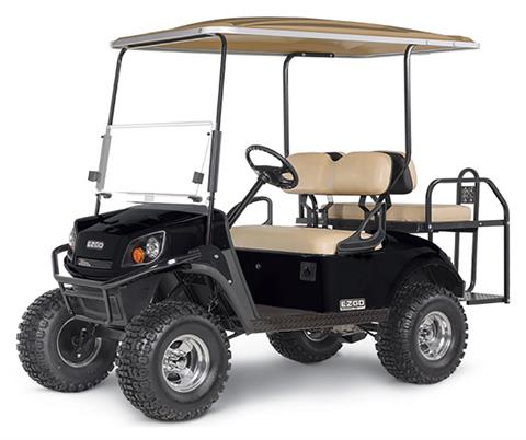 2019 E-Z-Go Express S4 Electric High Output in Gaylord, Michigan
