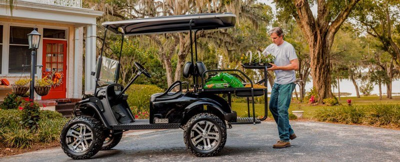 2019 E-Z-GO Express S4 Electric High Output in Okeechobee, Florida - Photo 3