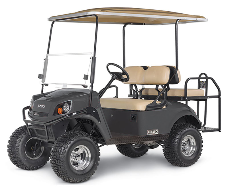 2019 E-Z-Go Express S4 Electric High Output in Idaho Falls, Idaho