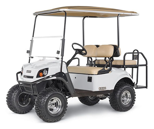 2019 E-Z-Go Express S4 Electric High Output in Hendersonville, North Carolina