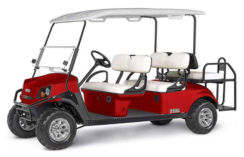2019 E-Z-Go Express S6 Electric in Lakeland, Florida