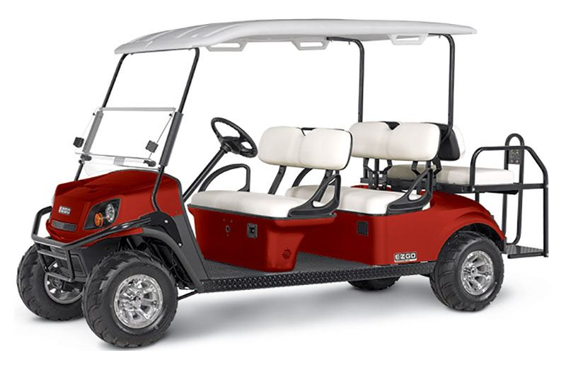 2019 E-Z-GO Express S6 Electric in Campbellsville, Kentucky