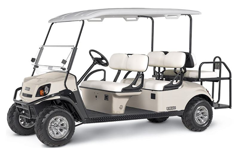 2019 E-Z-GO Express S6 Electric in Pikeville, Kentucky