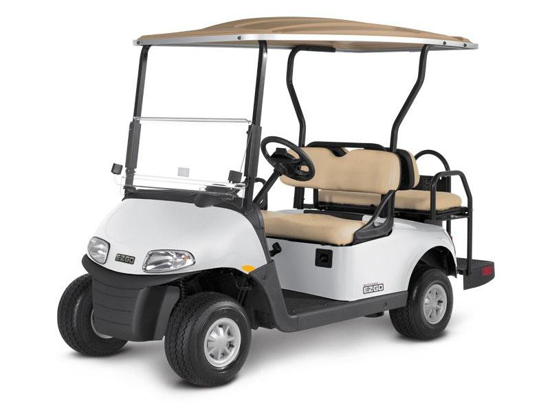 2019 E-Z-Go Freedom RXV 2+2 Electric Elite 2.0 in Perry, Florida