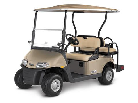 2019 E-Z-Go Freedom RXV 2+2 Electric Elite 3.0 in Gaylord, Michigan