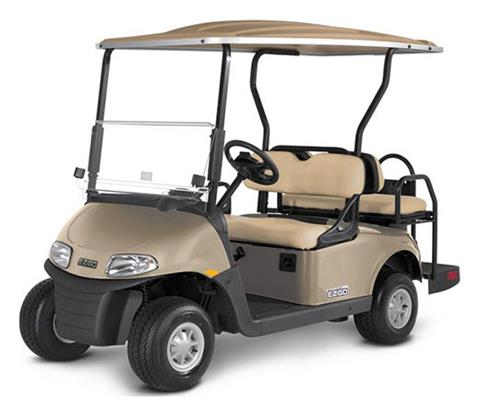 2019 E-Z-GO Freedom RXV 2+2 Electric Elite 3.0 in Payson, Arizona