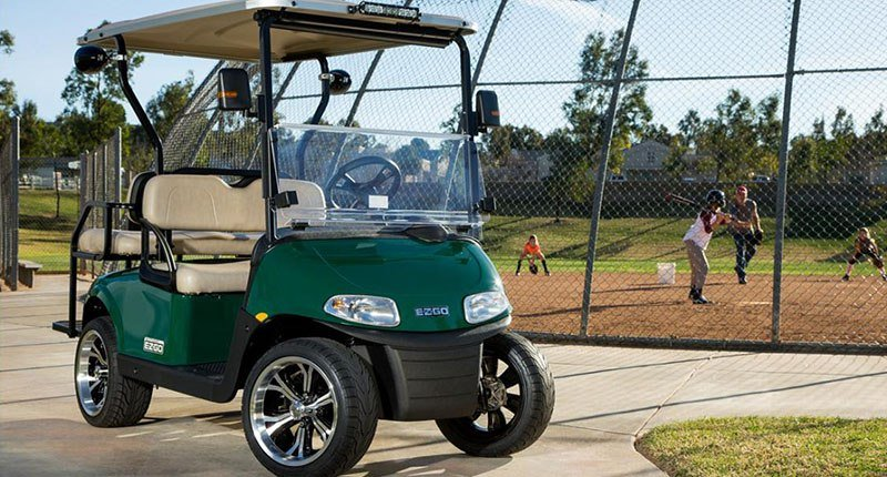 2019 E-Z-Go Freedom RXV 2+2 Electric Elite 3.0 (High Speed) in Perry, Florida