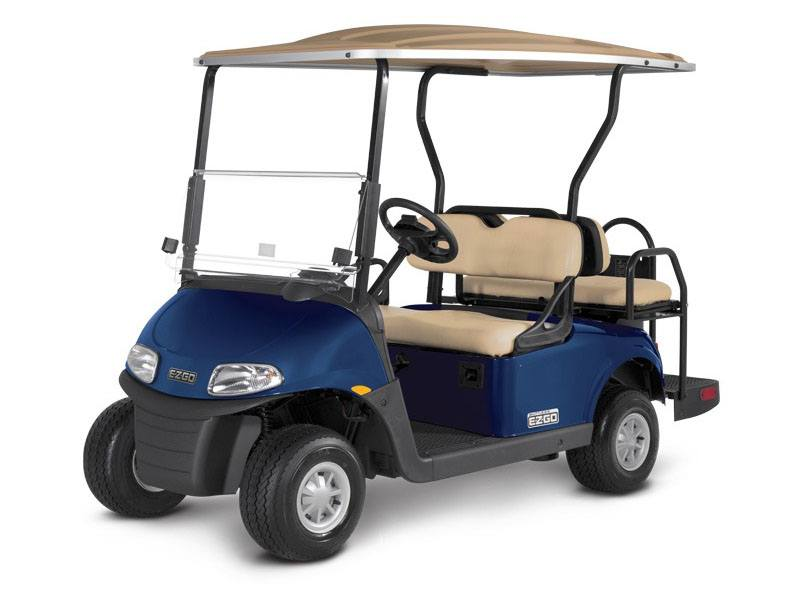 2019 E-Z-Go Freedom RXV 2+2 Electric Elite 4.0 in Gaylord, Michigan
