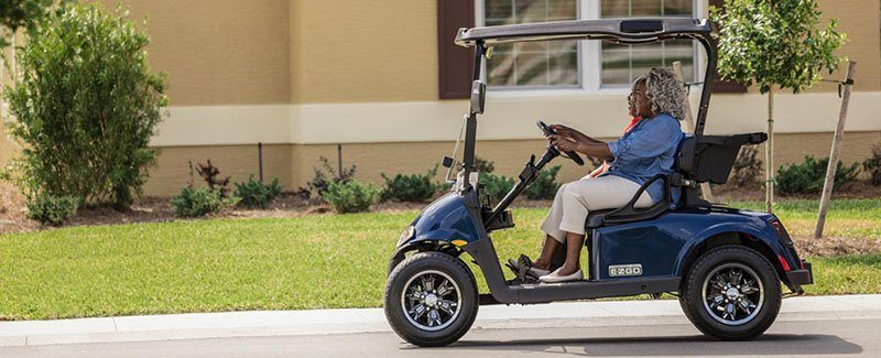 2019 E-Z-Go Freedom RXV Gas in Perry, Florida