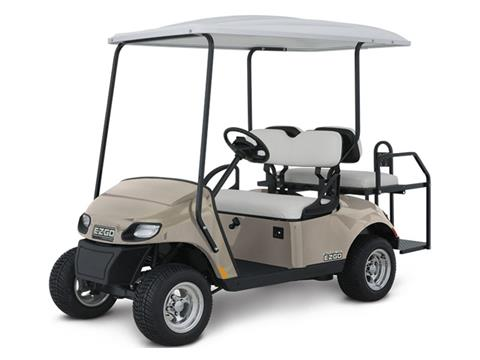 2019 E-Z-GO Freedom TXT 2+2 Electric in Hendersonville, North Carolina
