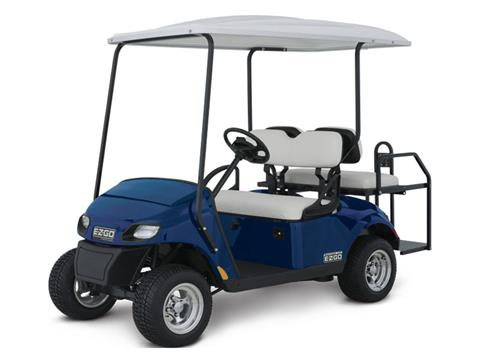 2019 E-Z-Go Freedom TXT Electric ELiTE 2+2 2.0 in Okeechobee, Florida