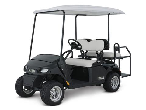 2019 E-Z-Go Freedom TXT Electric ELiTE 2+2 3.0 in Mazeppa, Minnesota