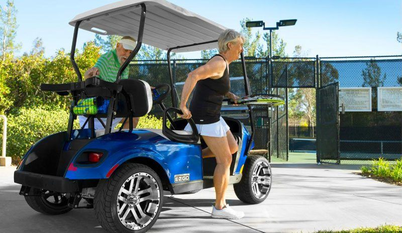 2019 E-Z-Go Freedom TXT (PVT) Electric in Okeechobee, Florida