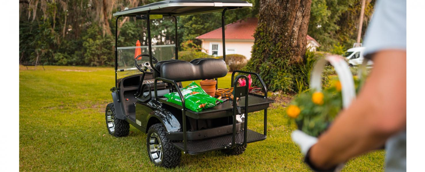 2019 E-Z-Go Express S4 Electric in Fort Pierce, Florida