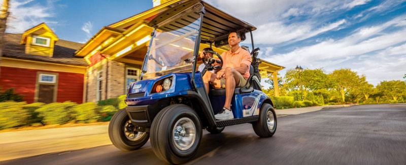 2020 E-Z-GO 72-Volt Freedom in Fernandina Beach, Florida - Photo 4