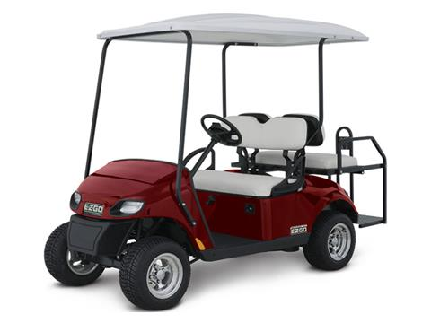 2019 E-Z-Go Freedom TXT 2+2 Gas in Okeechobee, Florida