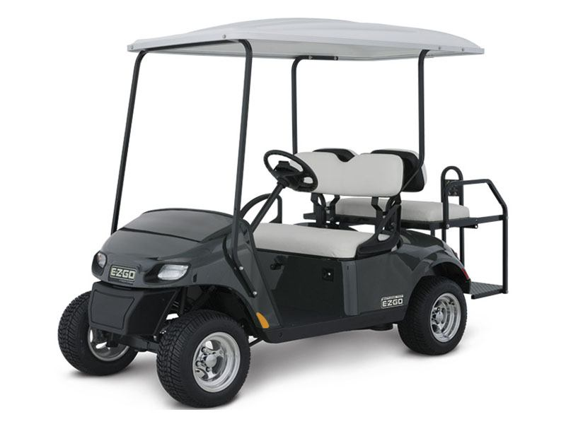 2019 E-Z-GO Freedom TXT 2+2 Gas in Hendersonville, North Carolina