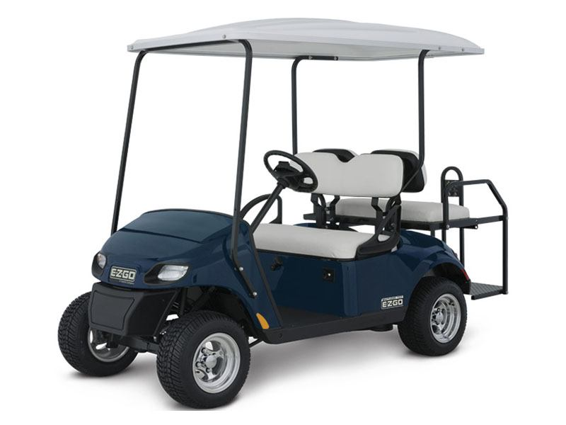 2019 E-Z-Go Freedom TXT 2+2 Gas in Perry, Florida