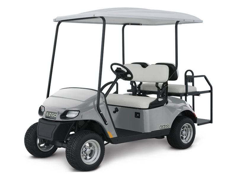 2019 E-Z-Go Freedom TXT 2+2 Gas in Gaylord, Michigan