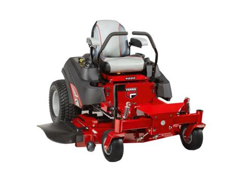 2018 Ferris Industries 400S 48 in. Briggs & Stratton in Montrose, Pennsylvania