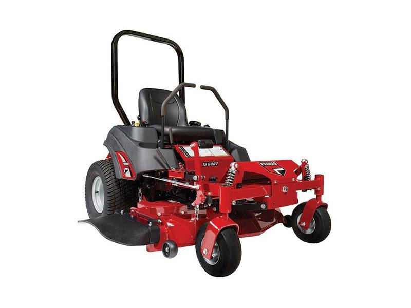 2018 Ferris Industries IS 600Z 52 in. Briggs & Stratton Commercial Series in Kerrville, Texas