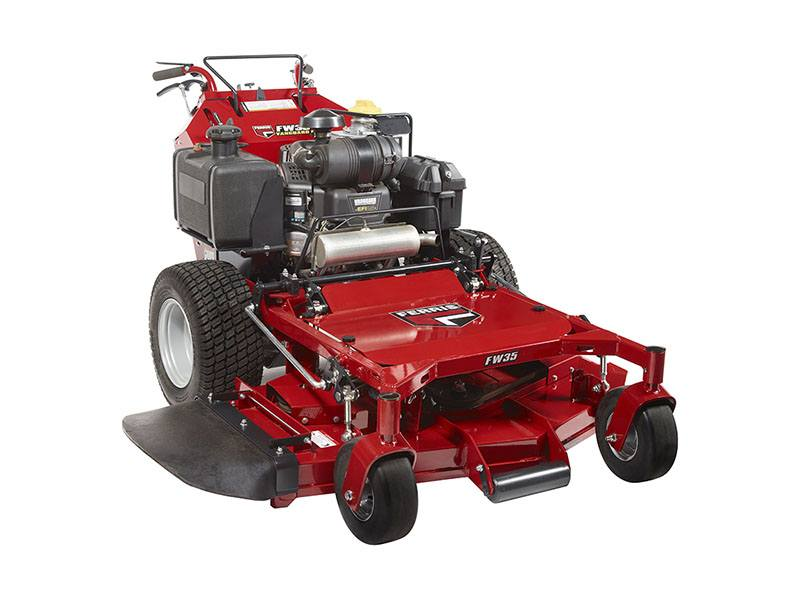 2019 Ferris Industries FW35 61 in. (5901602) Zero Turn Mower in Kerrville, Texas