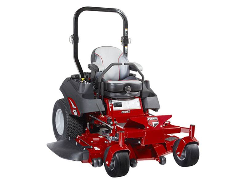 2019 Ferris Industries F160Z 52 in. (5901519) Zero Turn Mower in Kerrville, Texas