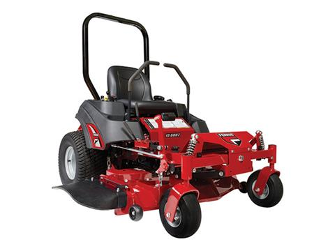 2019 Ferris Industries IS 600Z 52 in. Briggs & Stratton Commercial 25 hp in Independence, Iowa
