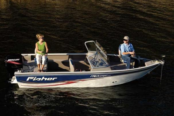 2009 Fisher 170 Pro Avenger Sport in Kaukauna, Wisconsin