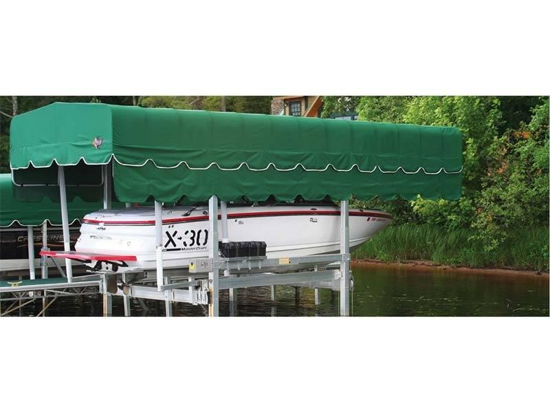 2016 FLOE INTERNATIONAL V-3600 Boat Lifts Portersville Pennsylvania