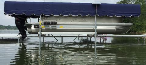 2016 FLOE INTERNATIONAL VSD-5000 Pontoon in Portersville, Pennsylvania