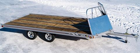 2020 FLOE INTERNATIONAL 12 ft. Versa-Max Ramp (Single Axle, No Brakes) in Ortonville, Minnesota