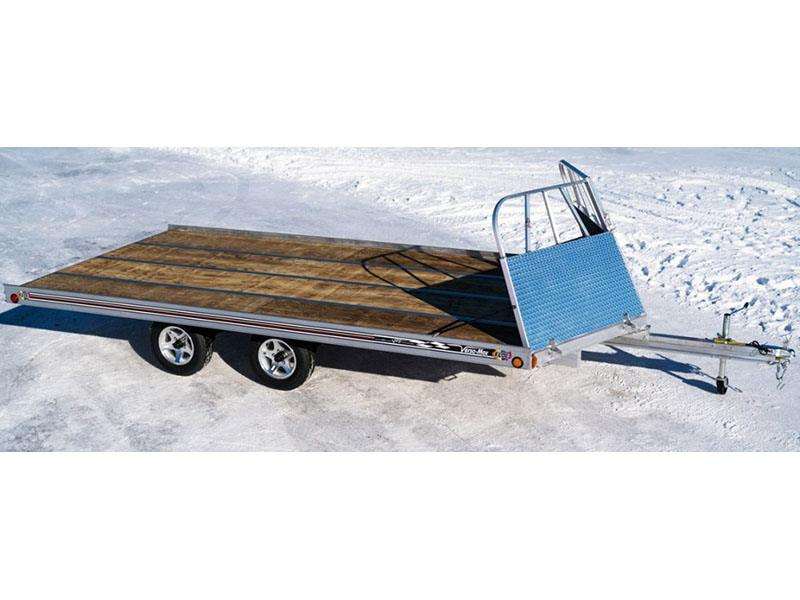 2020 FLOE INTERNATIONAL 22 ft. Versa-Max Ramp (Tandem Axle, Brakes on 2) in Trego, Wisconsin