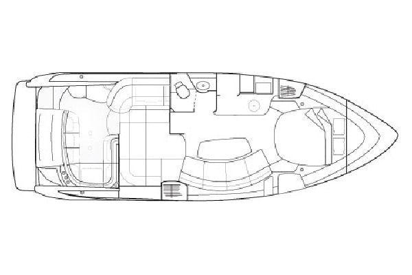 2016 Formula 34 Cruiser in Round Lake, Illinois