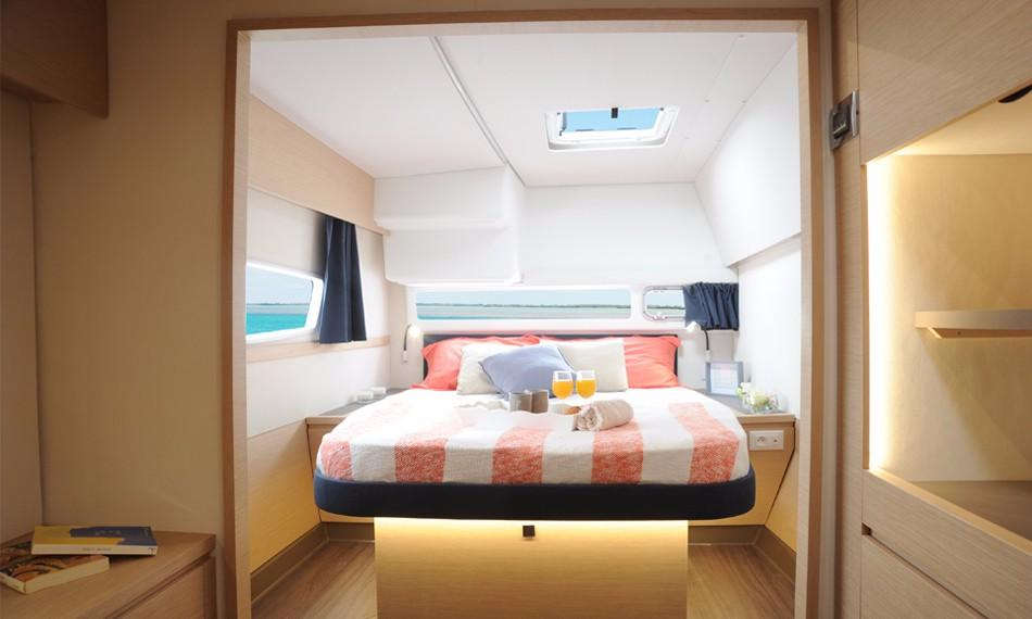 Fountaine Pajot Helia 44 Evolution Cabin