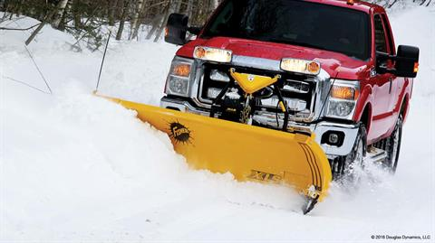 2017 Fisher Plows XLS 8-10' in Erie, Pennsylvania