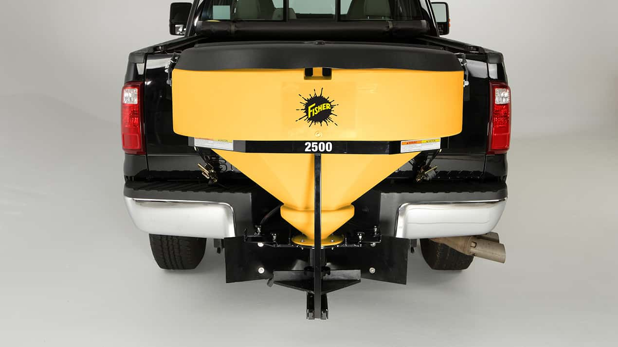 2017 Fisher Plows Low Profile 8.00 cu ft in Erie, Pennsylvania