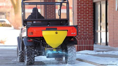 2017 Fisher Plows QUICK-CASTER 300W in Erie, Pennsylvania