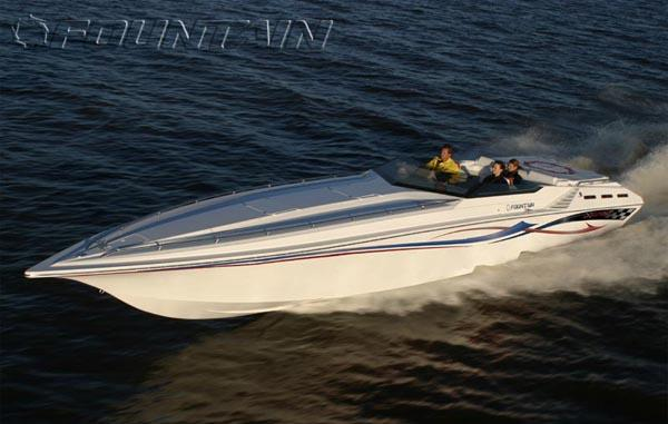 2005 Fountain 42 Executioner in Hampton Bays, New York