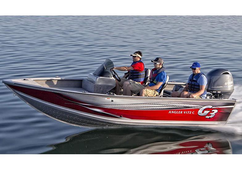 2016 G3 Angler V172 C in Bryant, Arkansas