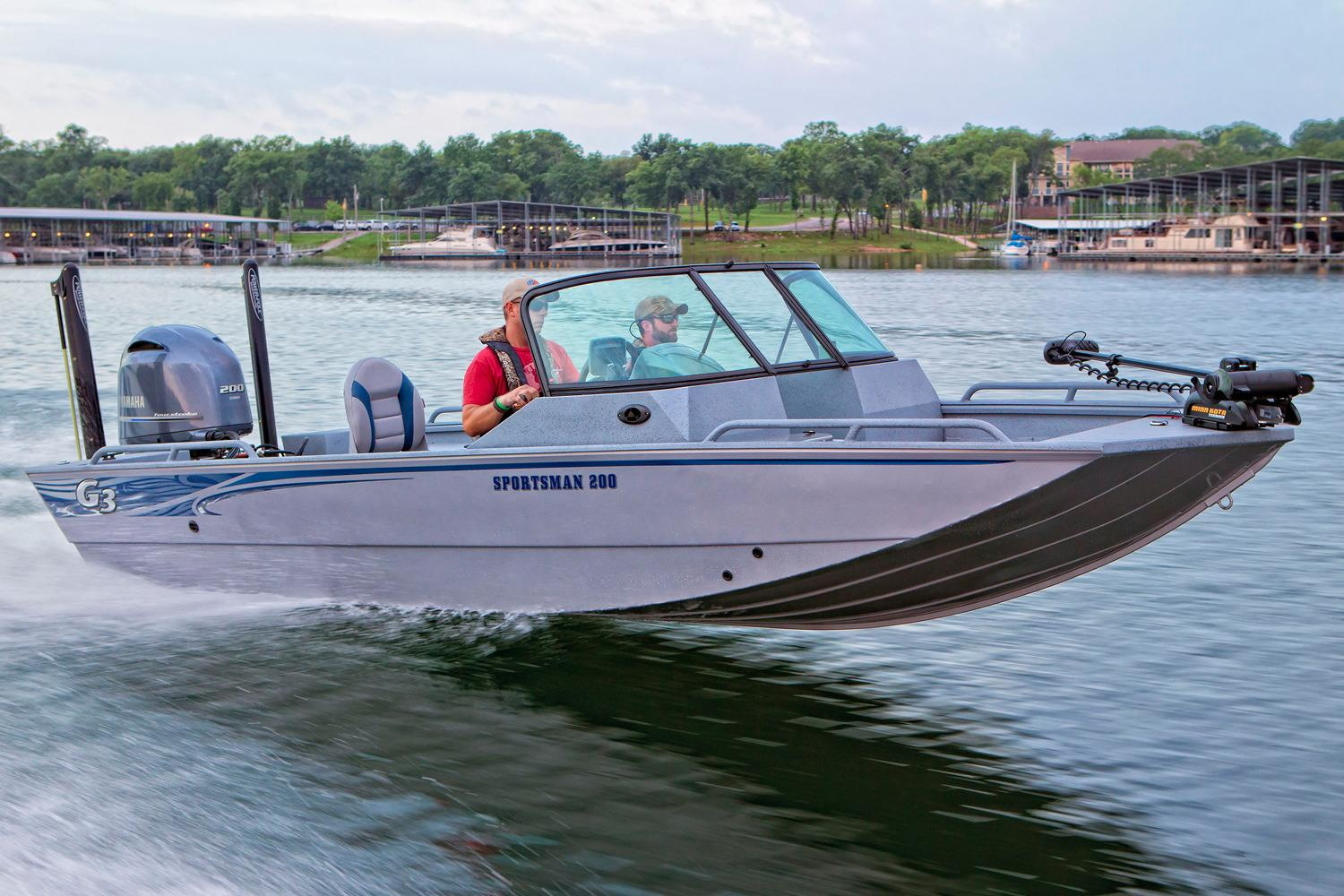 2016 G3 Sportsman 200 DLX in Fleming Island, Florida